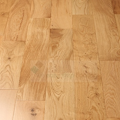Engineered Natural Lacquered 18mm X 5mm X 125mm