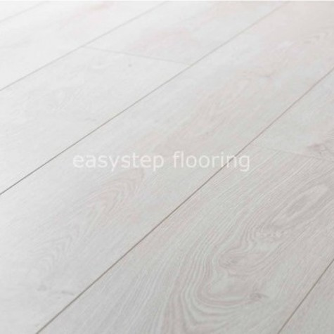 Laminate Deluxe White Brushed Oak 12mm, White Oak Laminate Flooring 12mm