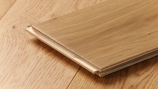 Engineered Lacquered Oak Flooring